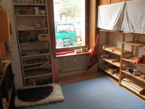 Die Montessori-Ecke
